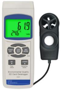 Environmental instruments-Environmental Quality SD Card Logger