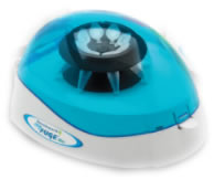 Laboratory Equipment-MyFuge Mini Centrifuge, blue lid