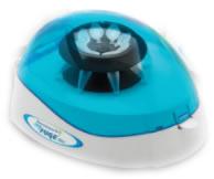 Laboratory Equipment-MyFuge Mini Centrifuge, blue lid