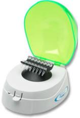 Laboratory Equipment-MyFuge Mini Centrifuge, green lid