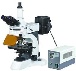 Laboratory Equipment-Upright Fluorescent Biological Microscope