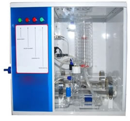 Laboratory Equipment-Water Distillation