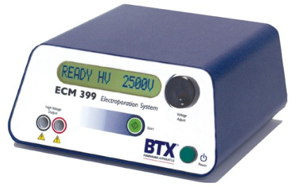 Laboratory Equipment-ECM 399 Exponential Decay Wave Electroporation System
