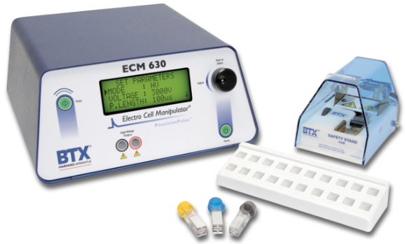 Laboratory Equipment-ECM 630 Exponential Decay Wave Electroporation System