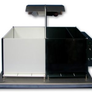 Laboratory Equipment-Dark Light box For evaluating anxiety in rodents Email Print