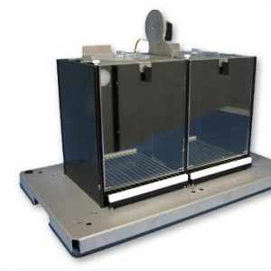 Laboratory Equipment-Shuttle Box to assess working memory in rodents Email Print