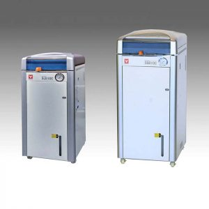 Laboratory Equipment-Steam Sterilizer