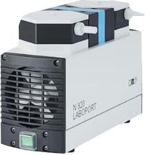 Laboratory Equipment-N820.3 FT, LABOPORT® N 820.3 FTP Diaphragm Vacuum Pump, 20 L-min, 6 torr; 230 VAC,
