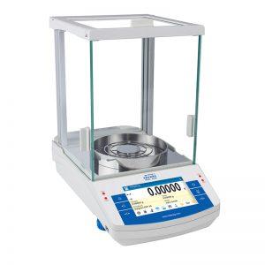 Laboratory Equipment-WL-104-1020-WL-104-0079-WL-104-0080, Analytical Balance 82-220g x 0.01-0.1 mg