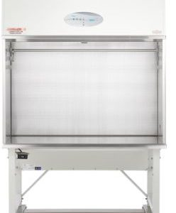 Laboratory Equipment-AireGard ES (Energy Saver) NU-240 Bench Top Horizontal Laminar Flow Hood,