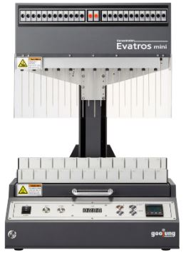 Laboratory Equipment-EM-1624, Evatros mini Evaporator