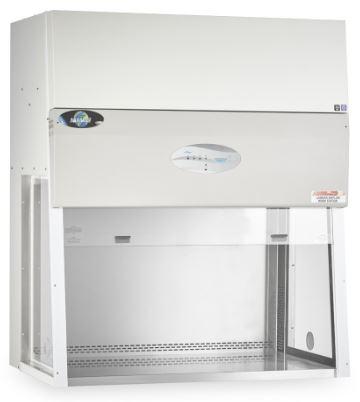 Laboratory Equipment-NU-140-330, NU-140-430, NU-140-530, NU-140-630, AireGard ES (Energy Saver) NU-140 Vertical Laminar Flow Hood